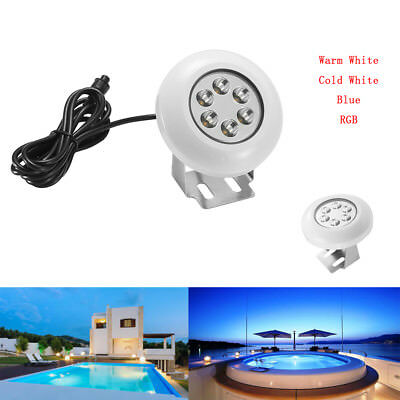 IP68 LED Underwater Lights Yacht LED Lamp Lightings Outdoor Swimming Pool Lights