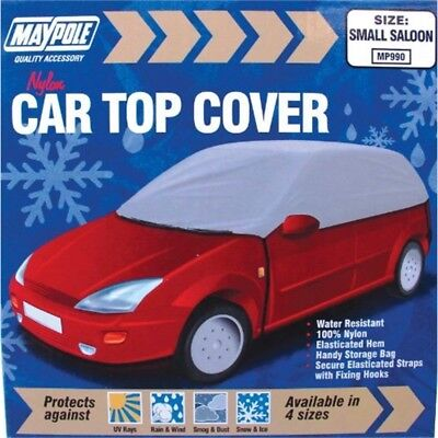 Cover - Small Nylon Top Cover Dp - Car Maypole Mp990 Frost Windscreen Protector