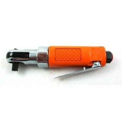 3/8' Orange Toolzone Stubby Air Ratchet - 38 Tzone New Wrench Socket Drive