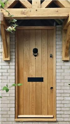 Oak Front Doors !!!bespoke!! Made To Measure!!!from £1399