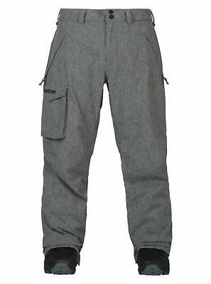 BURTON trousers snowboard MB COVERT PT BOG HEATHER AI17