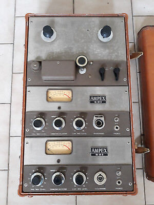 Ampex 601-2 Stereophonic recorder