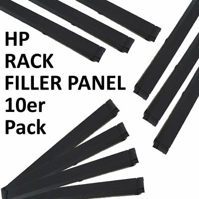 HPE RACK FILLER PANEL 10er PACK 1U BW928A