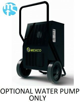 Meaco Optional Steel Water Pump for Platinum 38Lm Building Dryer