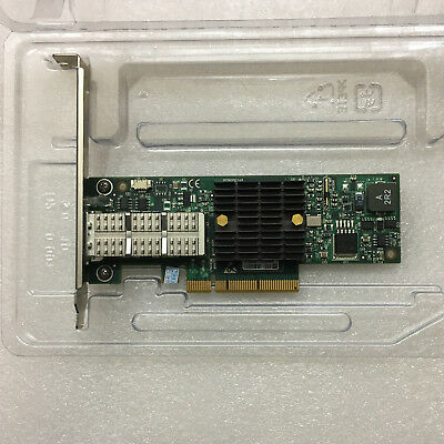 Mellanox MHQH19B-XTR PCI-E Single Port Connecter 40GBS Network Adapter Card FP