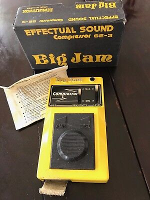 Multivox Big Jam SE-3 Compressor
