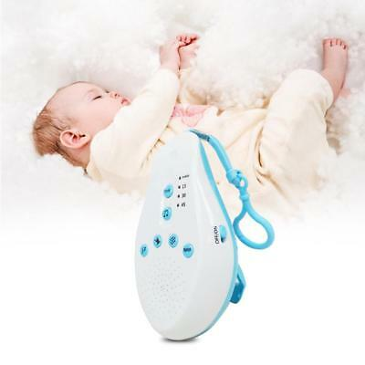 Baby Sleep Soothers Sound Machine White Noise Record Sensore vocale per la F4S1