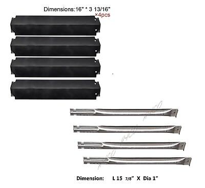Perfect Flame Grill parts Heat Plate  Barbecue Replacement hyJ304A 5-pack
