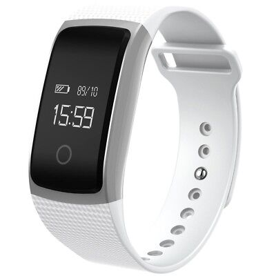 A09 Bluetooth NFC Wireless HD Heart Rate Smart Watch For Android IOS WH A