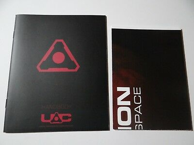 Doom  UAC Handbook + UAC Poster New (2 of each)