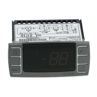 Dixell Xr06Cx-5N0C1 Digital Electronic Temperature Control Thermostat Ntc