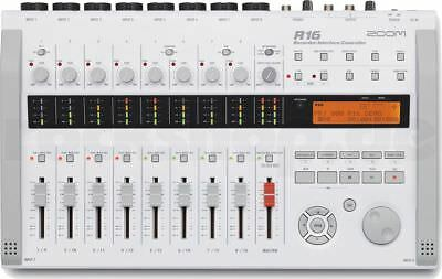 Zoom R16 Spur Recorder DAW Controller Audio Interface +Cubase LE 8 +2GB SD Karte