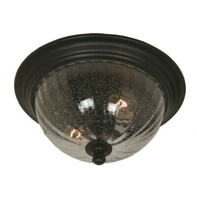 Artcraft Anapolis 2 Light Outdoor Light, Oil Rubbed Bronze - AC8566OB