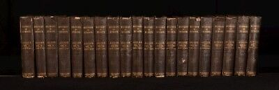1847 20vol History Of Europe French Revolution To Restoration Bourbons By Alison