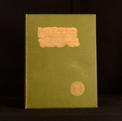 1896 Relics of Ancient Architecture And Scenes in Glasgow Tho Fairbairn J Pagan