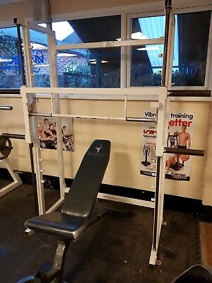 Heavy Duty Commercial Smith Machine (No Reserve)