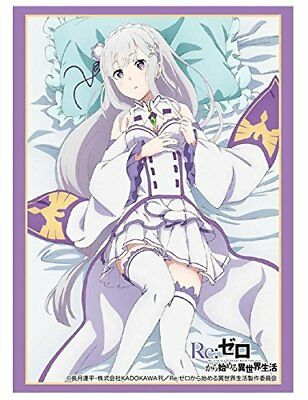 Bushiroad Sleeve Collection HG Vol.1140 Emilia Part.2 (Japan Import)