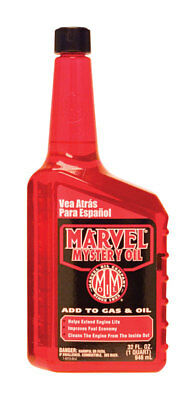 Marvel Mystery Oil 32 oz. Automotive and Marine Engines Gas or Diesel MM13R