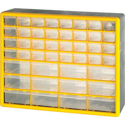 Workshop 44 Compartment Storage Cabinet 500X160X390Mm