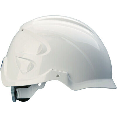 Centurion Ratchet Vented White Nexus Core Helmet S16E