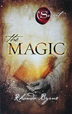 The Magic by Rhonda Byrne | Paperback Book | 9781849838399 | NEW