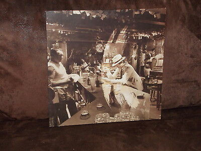 """Vinyl-LP: LED ZEPPELIN - In Through The Out Door (1979) Cover-Variante """"B"""""""