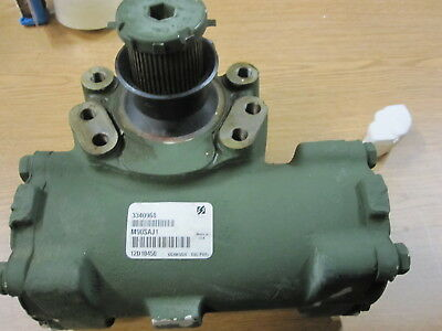 Military MRAP Power Steering Pump Assembly 2530-01-472-9846, 3340968, M90SAJ1