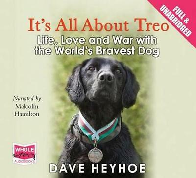 It's All About Treo by Dave Heyhoe | Audio CD Book | 9781471241673 | NEW