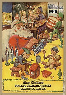 Classics Illustrated Christmas (Giveaway) 1969A Stacey's Variant FN+ 6.5