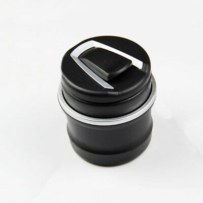 Auto Car LED Light Cigarette Smoke Ashtray Ash Cylinder Cup Holder Efficient
