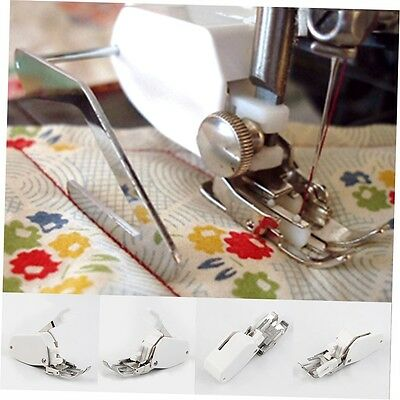 NEW Sewing Machine Quilting Walking Guide Even Feet Foot Presser Foot G#N@