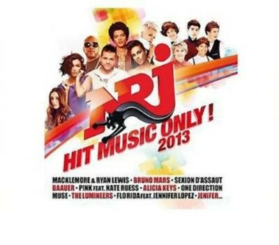 VARIOUS ARTISTS - NRJ Hit Music Only 2013 [New CD] France