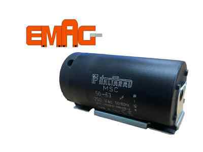 ELECTRIC MOTOR START CAPACITOR 50UF to 400UF 220-275v NEW