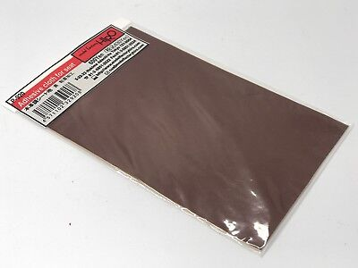 Model Factory Hiro P.920 Adhesive cloth for seat Brown modellismo