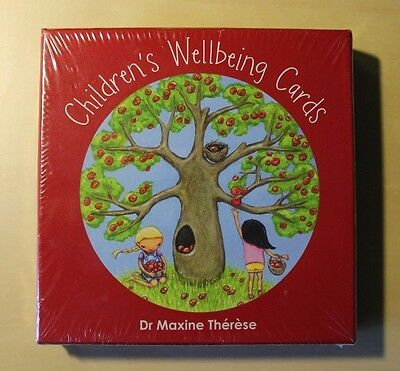 New Cosmos Child Children's Wellbeing Cards by Dr Maxine Therese