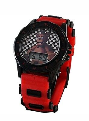 Five Nights at Freddy's LCD Kid's Watch New