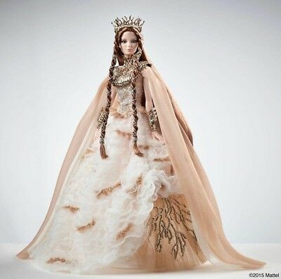 Gold Label Faraway Forest Lady Of The White Woods Barbie Doll NRFB