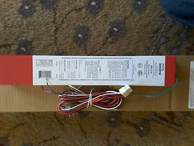Phillips bodine BSL310 emergency led light driver led w/harness/indicator