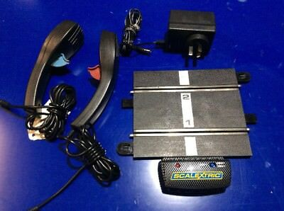 Scalextric Sport Powerbase, 2 Controllers & Power Supply