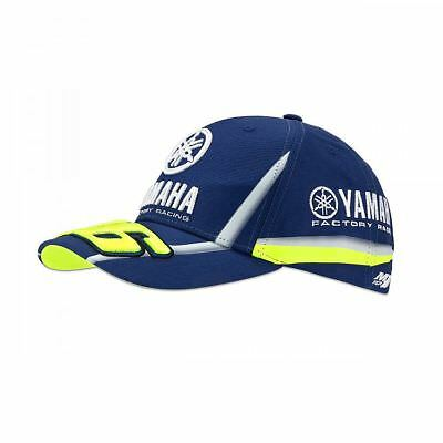VR46 Official Valentino Rossi 2018 Dual Yamaha Cap -  YDMCA 313609