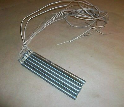 6pc Hotwatt Cartridge Heater SC377    120vac   400 watt