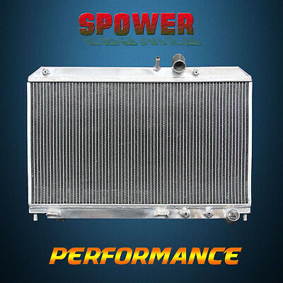 2-Row/CORE Aluminum Radiator For Mazda RX-8 GS GT Shinka Sport Touring R2 04-08