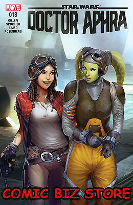 Star Wars Doctor Aphra #18 (2018) 1St Printing Bagged & Boarded Marvel Comics