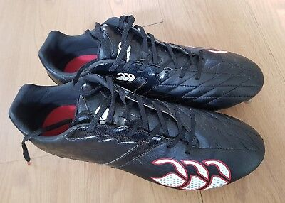 Canterbury Rugby Boots Mens Size 10