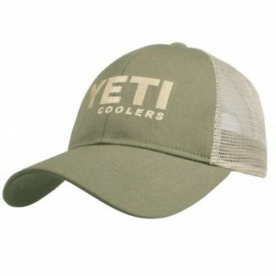 YETI COOLERS TRADITIONAL Trucker Hat e61c7100ddf2