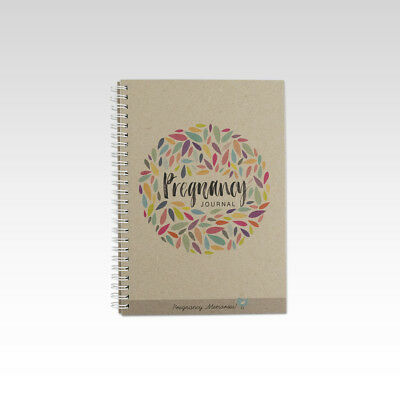 NEW Rhicreative Baby Pregnancy Book Journal Gift Keepsake Memories