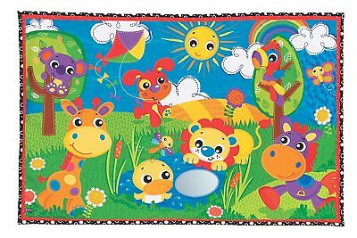 New Playgro Party in the Park Soft Jumbo Giant Super Playmat Play Mat 0m+
