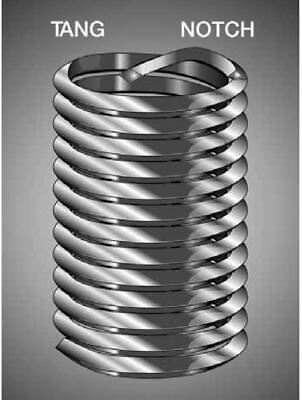 Helicoil Stainless Steel Inserts 9/16-12 X 1.688