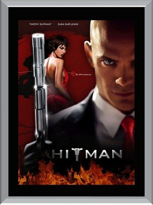 Hitman A1 To A4 Size Poster Prints