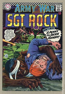 Our Army at War #179 1967 VG/FN 5.0